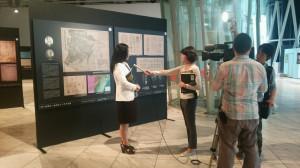 NHKさんも取材に来てくださいました。地元のお昼のニュースで流れました!